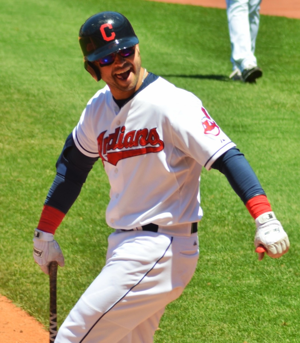 After losing 94 games in 2012, the Indians made a big free agent signing of Nick Swisher, who helped the Indians clinch a playoff spot with a wild card in 2013.