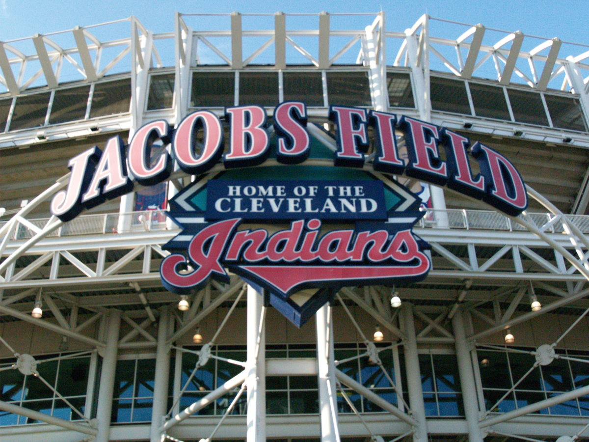 Part of what made the 1994 season such a great one in Cleveland was that Jacobs Field opened to replace Municipal Stadium, which opened in 1930 and was shared with the NFL's Cleveland Browns.