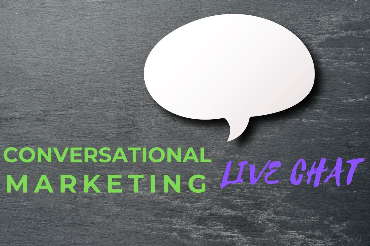 Conversational Marketing Live Chat!