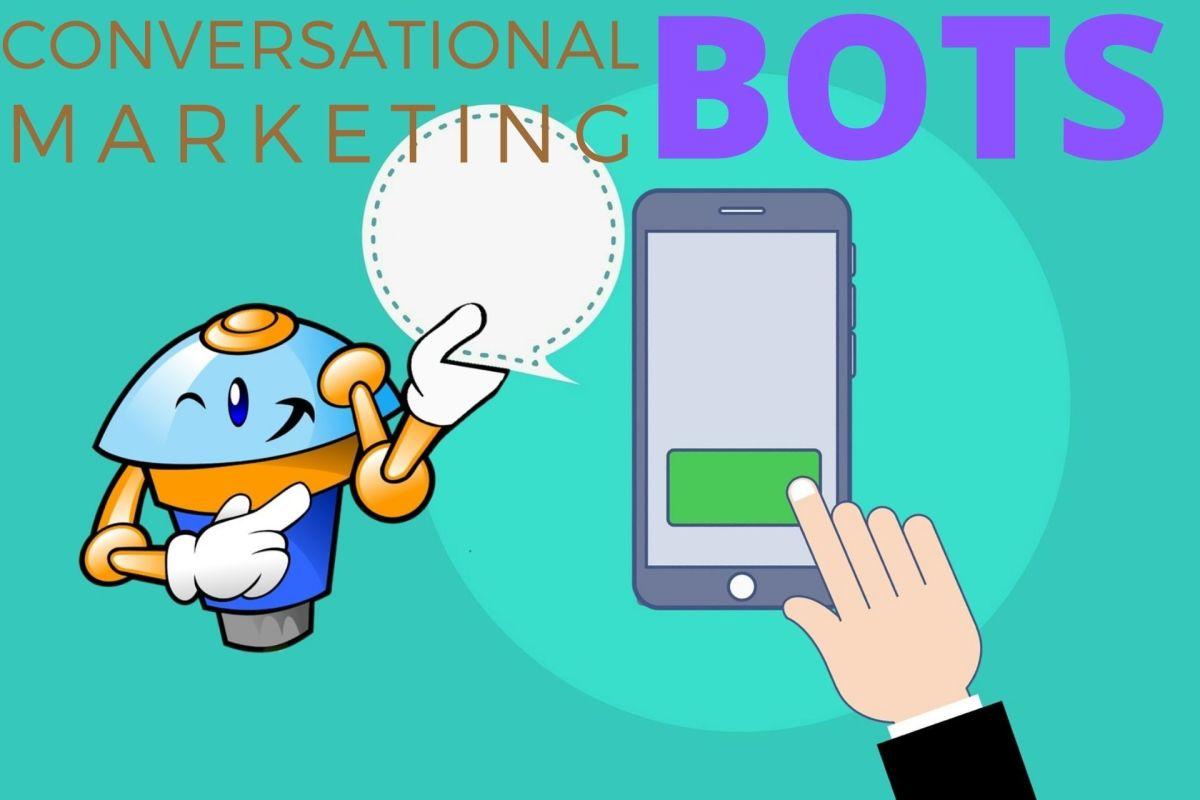 Conversational Marketing Bots!