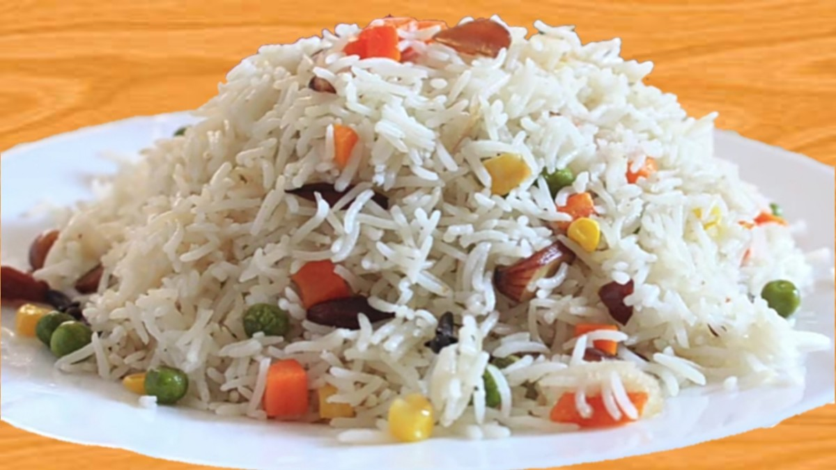 How To Instantly Cook Vegetable Pulao At Home
