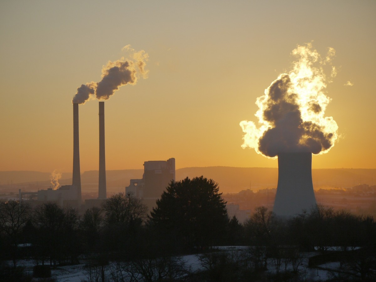 Coal Power Plants are Major Contributors to Air Pollution in India!
