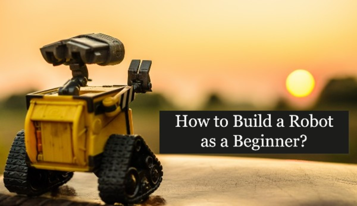 How to Build a Robot as a Beginner? A Step-by-Step Guide to Building the Simplest Robots