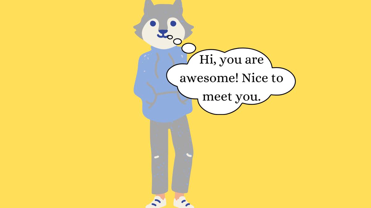 Wolf's Cartoon