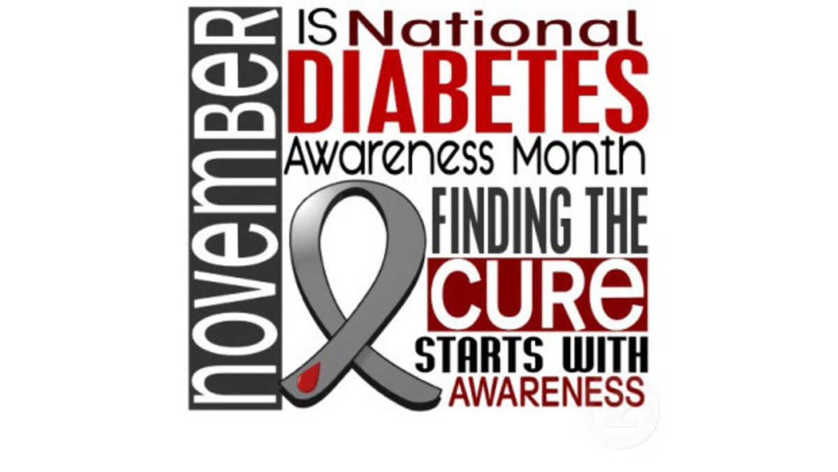 Diabetes Awareness Month In The Midst Of COVID-19