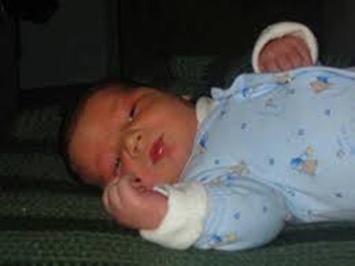 Joey Lynn Offutt's six-week-old son was found dead in the bathtub of her home. Photo courtesy of Help Find Joey Lynn Offutt Facebook.