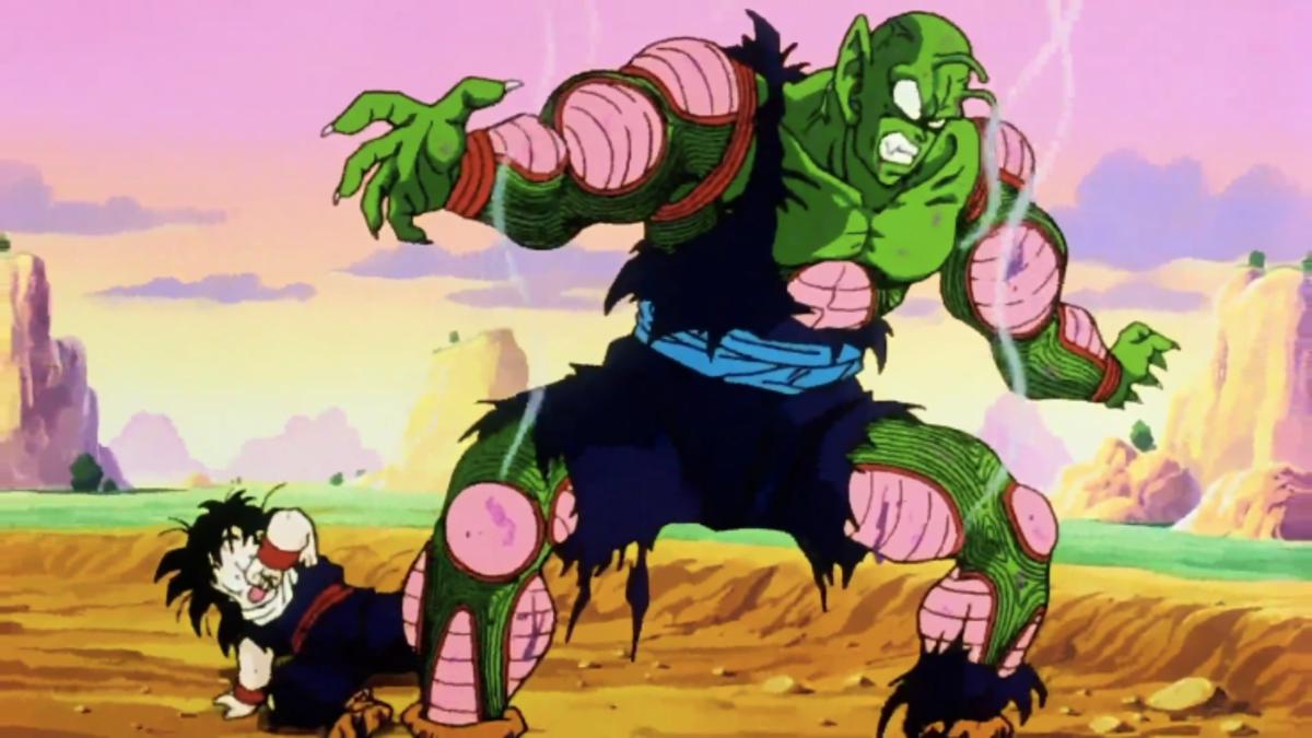Piccolo's Sacrifice