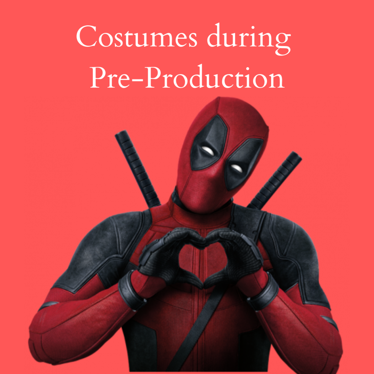 A picture of Ryan Reynolds in the Deadpool Costume