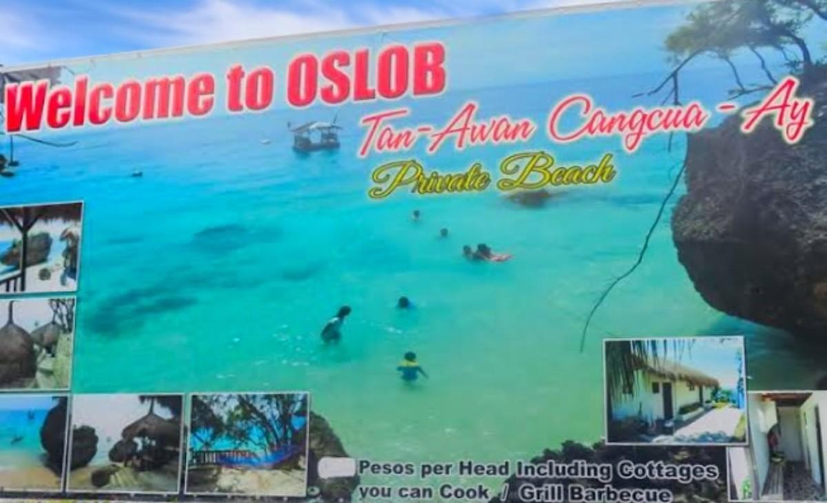 Welcome to Oslob Tan-Awan Cancua-Ay Private Beach