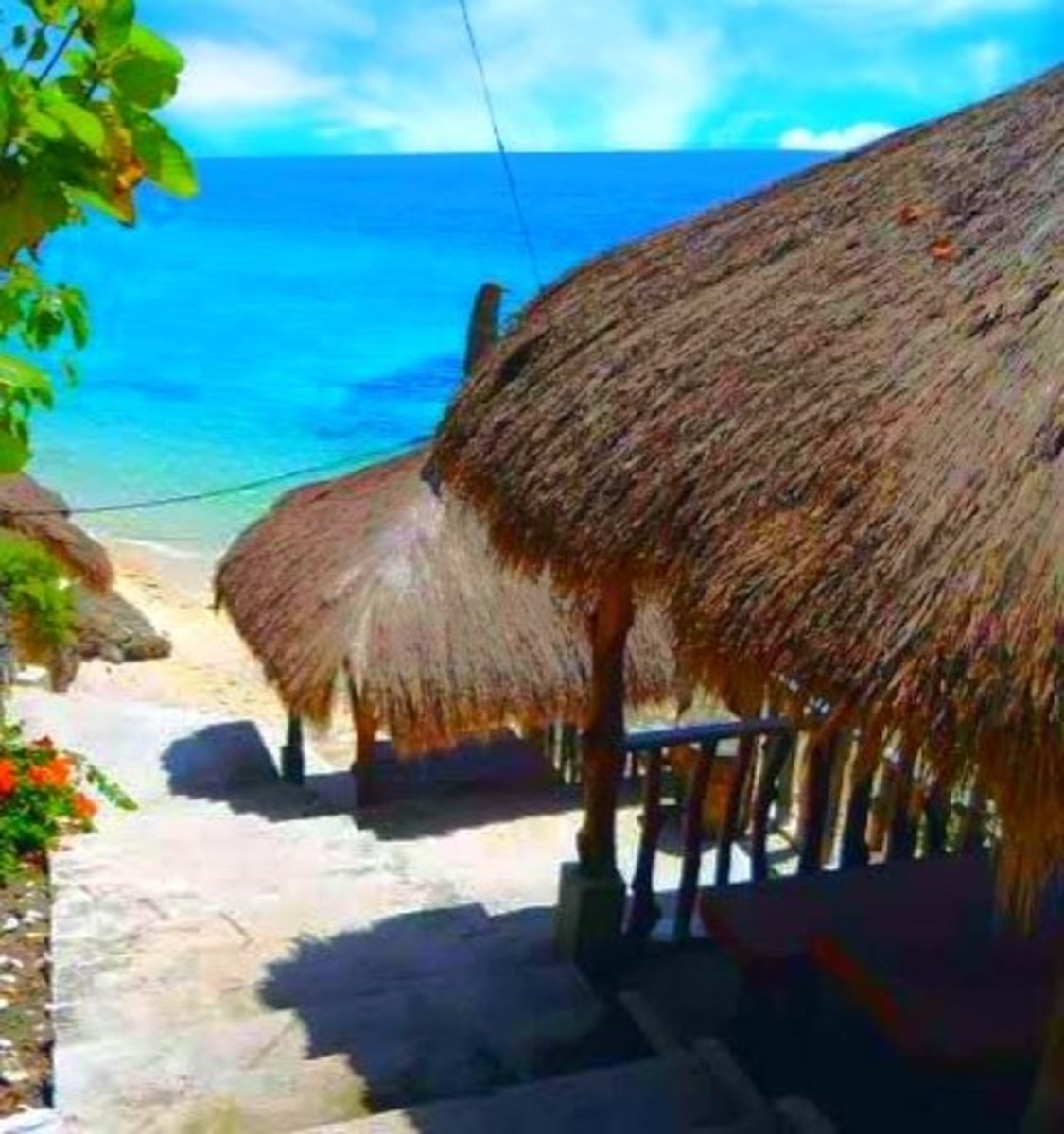 Cancua-Ay Private Beach Cottages
