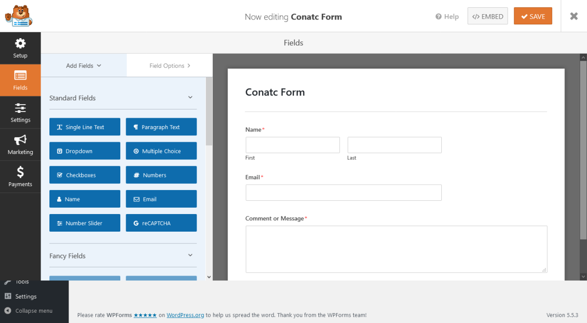 how-to-create-a-contact-form-with-wordpress