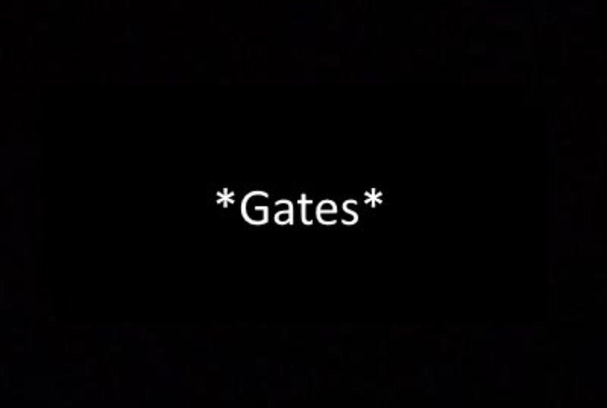 *Gates*
