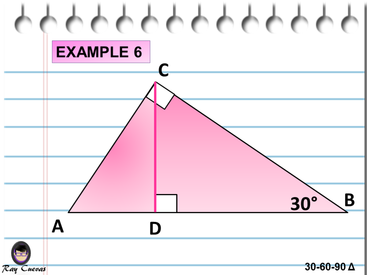 Finding the Measure of the Missing Sides Given a Complex Triangle