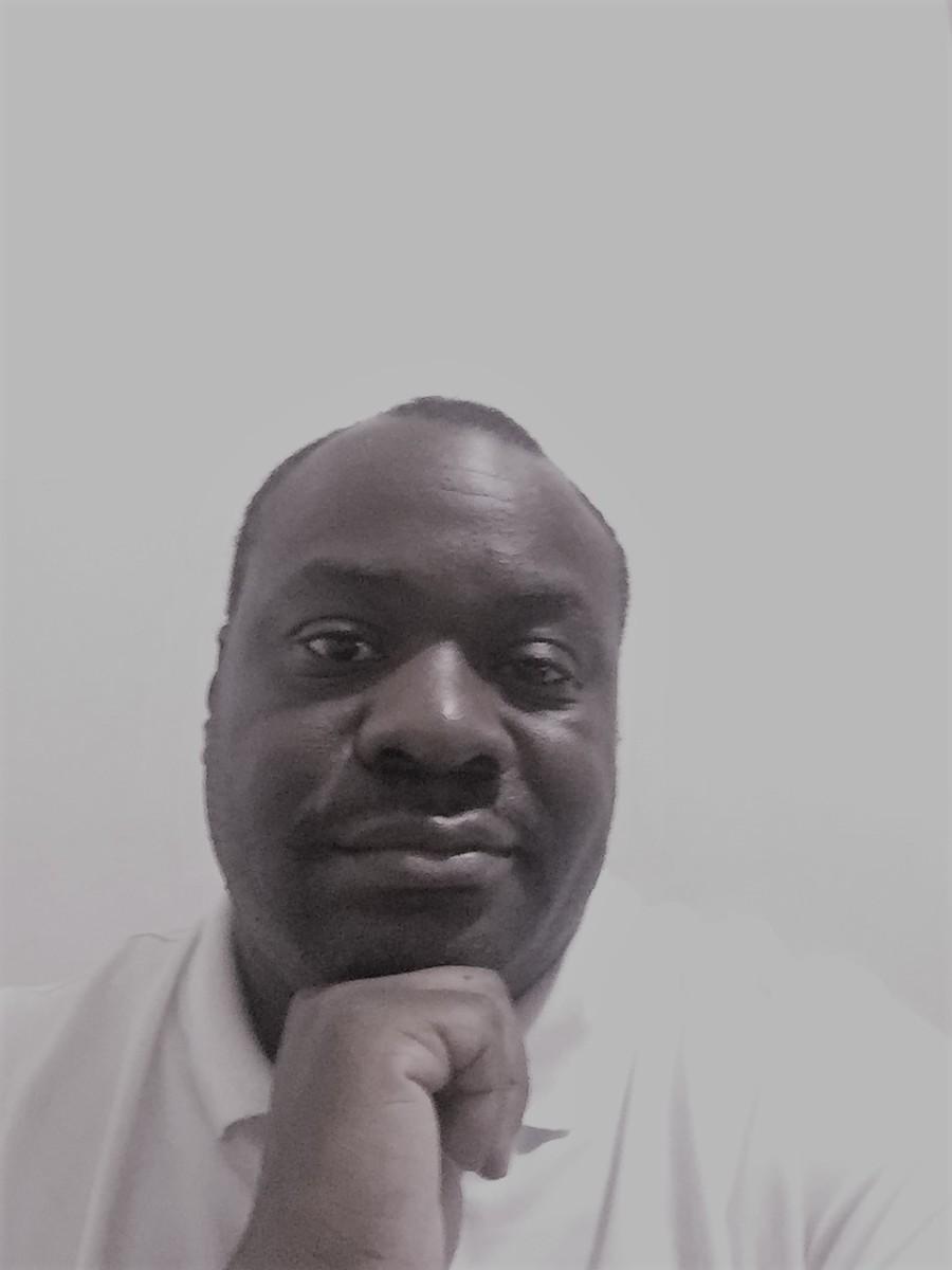 Author Frank Kigozi