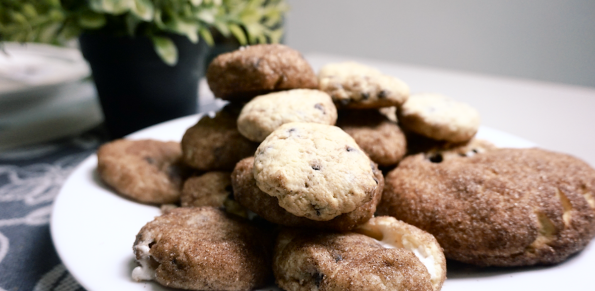 how-to-make-churro-cookies