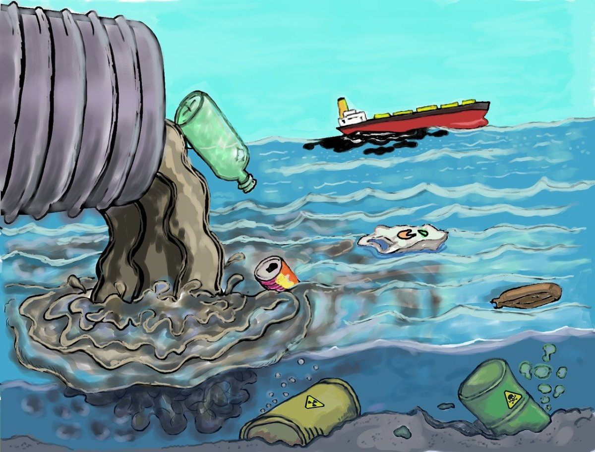 Rising Water Pollution is a Cause of Concern!