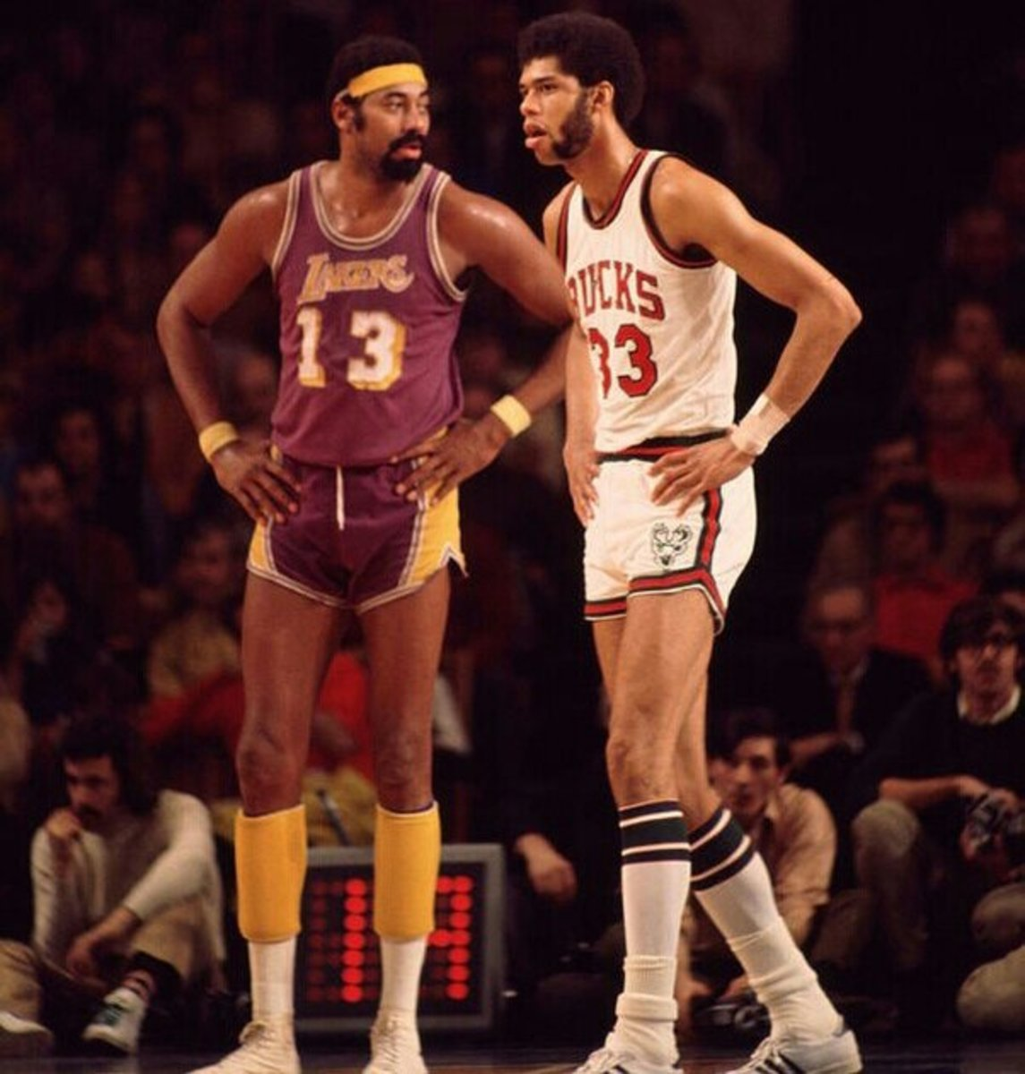 7 Best Centers In NBA History