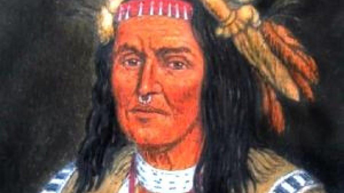 Shawnee Indian Chief Cornstalk