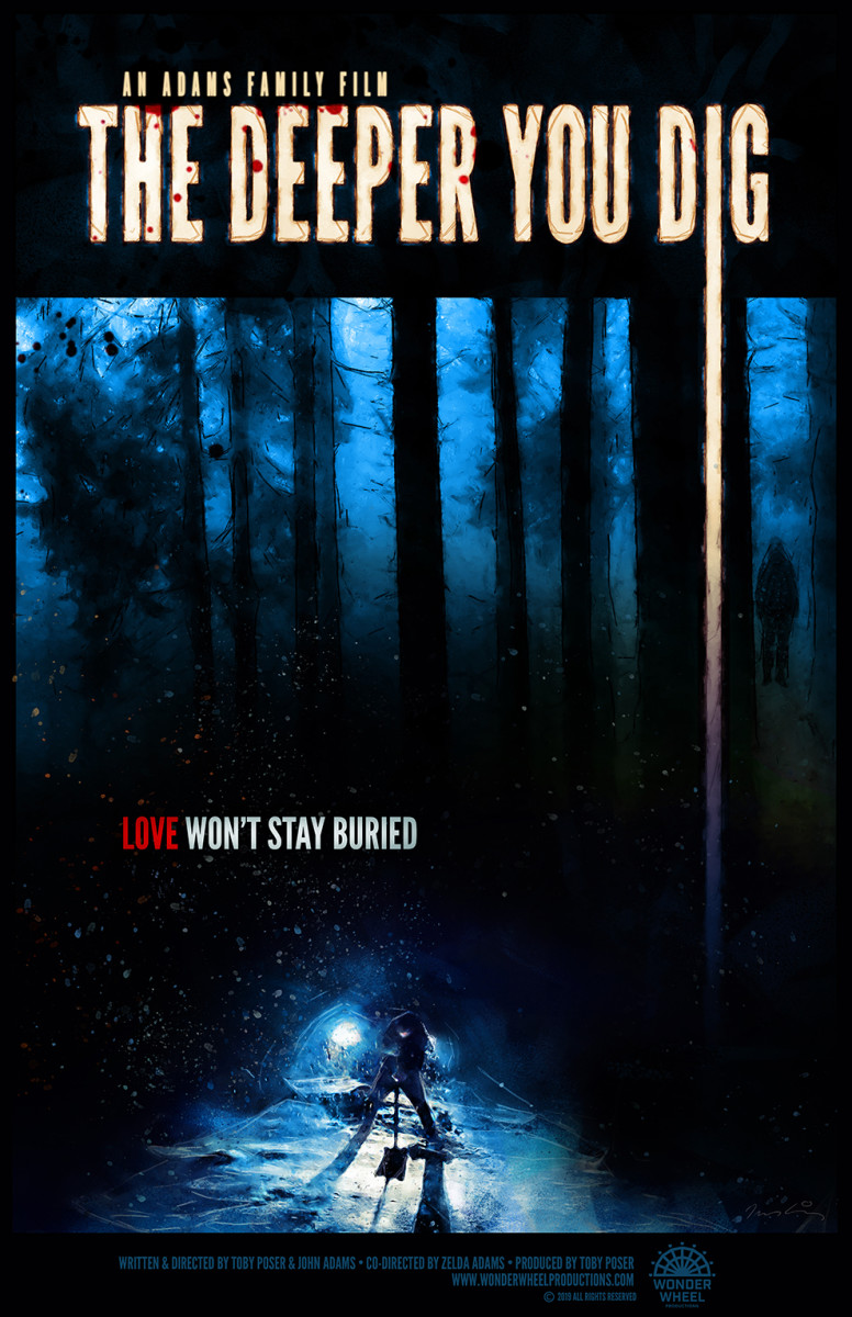 The Deeper You Dig (2019) Movie Review