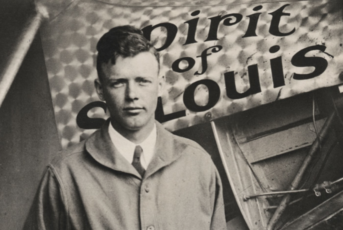 Secret Life of Charles A. Lindbergh