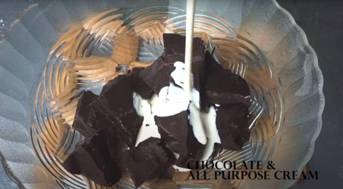 Chocolate Dip Mixture