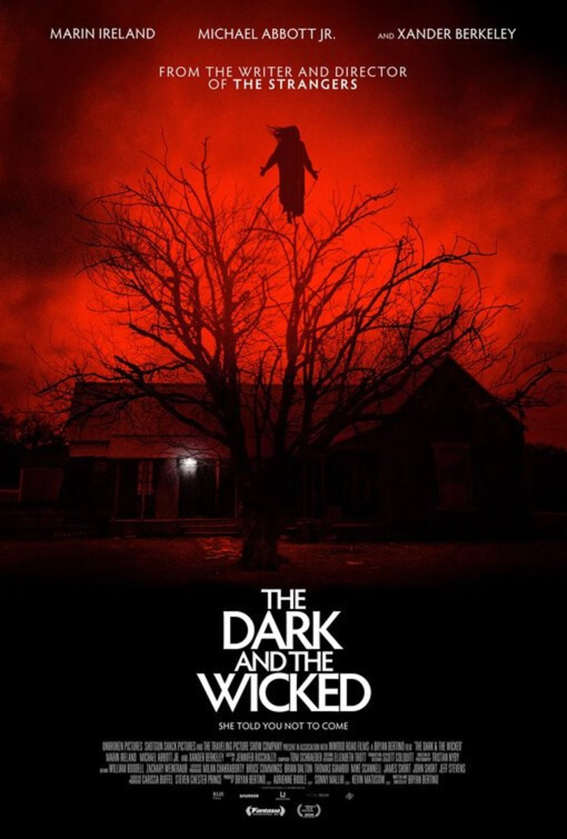 The Dark and The Wicked (2020) Movie Review