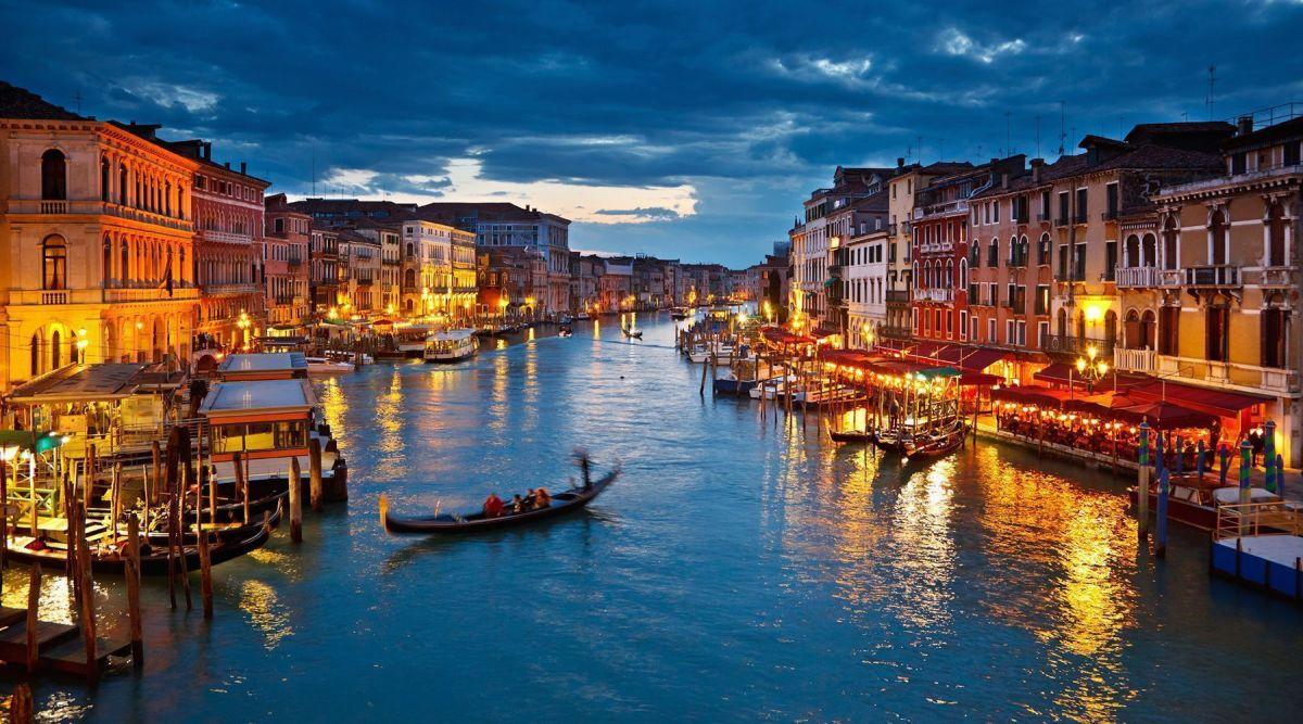 Venice: It's Like A Fairytale City