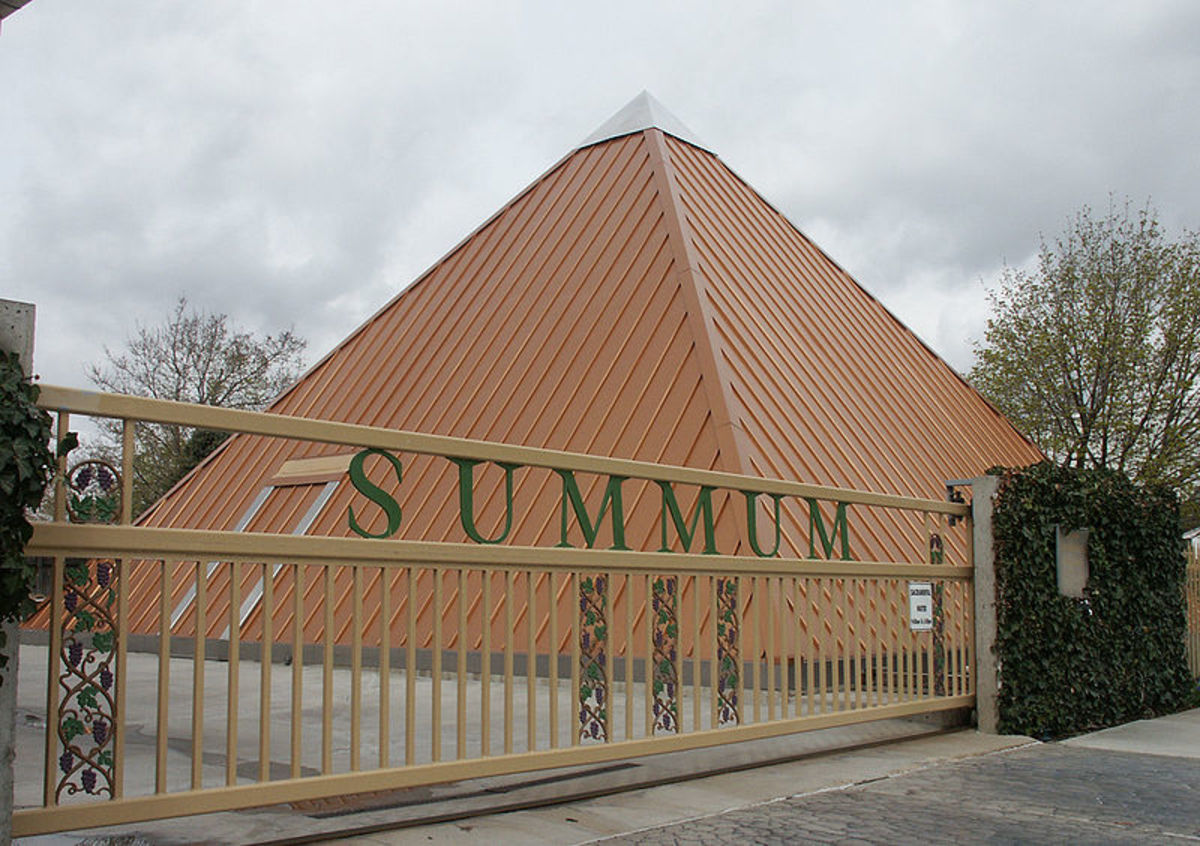 Summum headquarters in Salt Lake City, Utah.