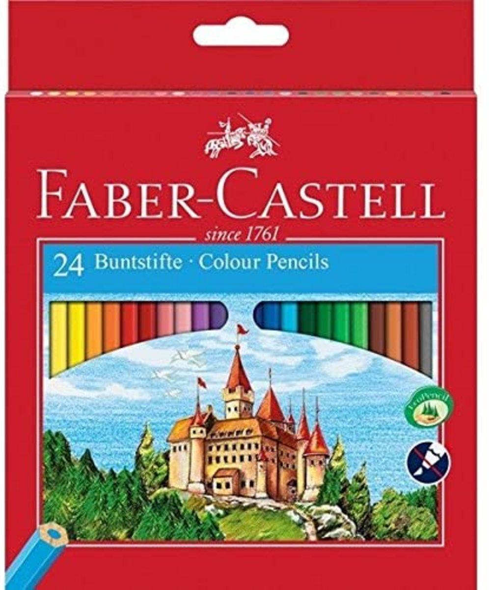 Faber-Castell Professional Grade Artist Colored Pencils