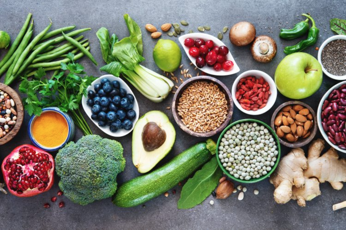 One of the healthiest diets we can give ourselves is a plant-based diet.