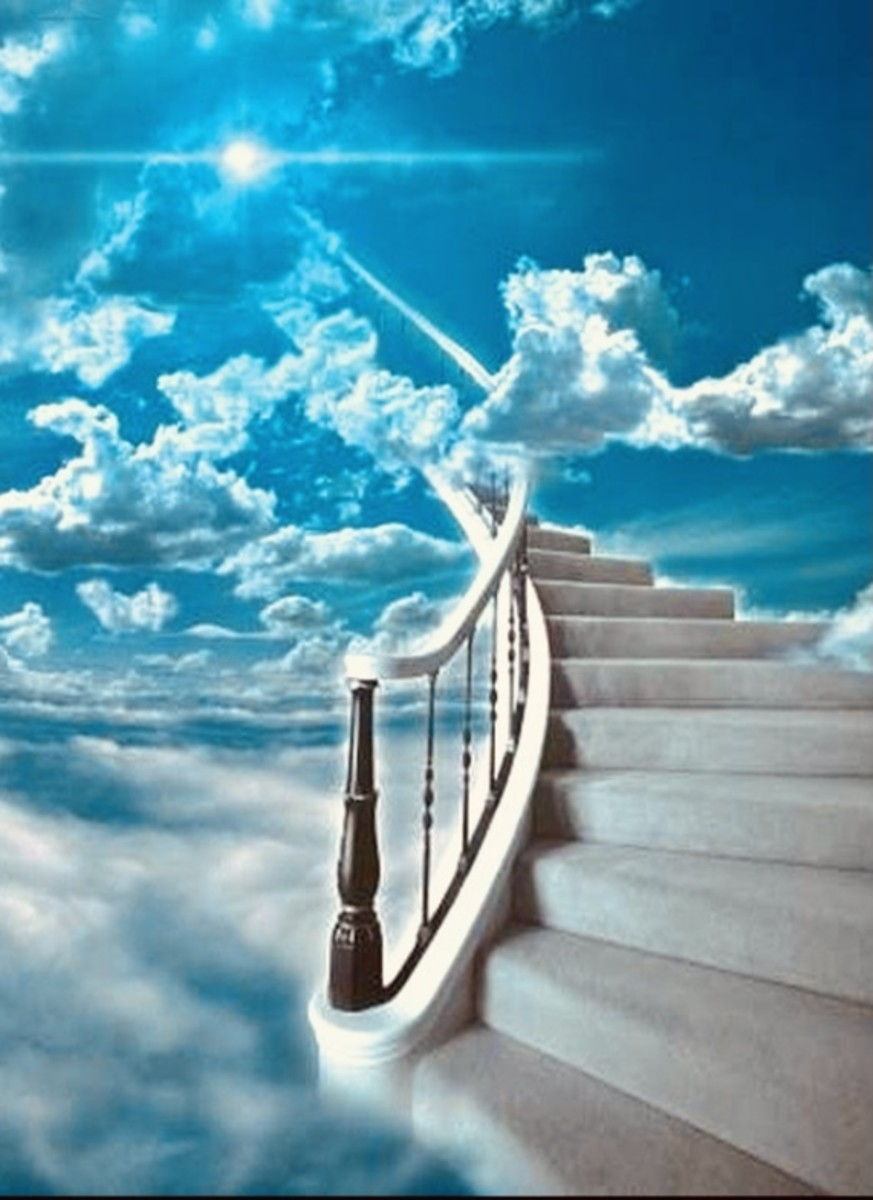 Heaven ~ Space Is Still Available, But You Must Act Now