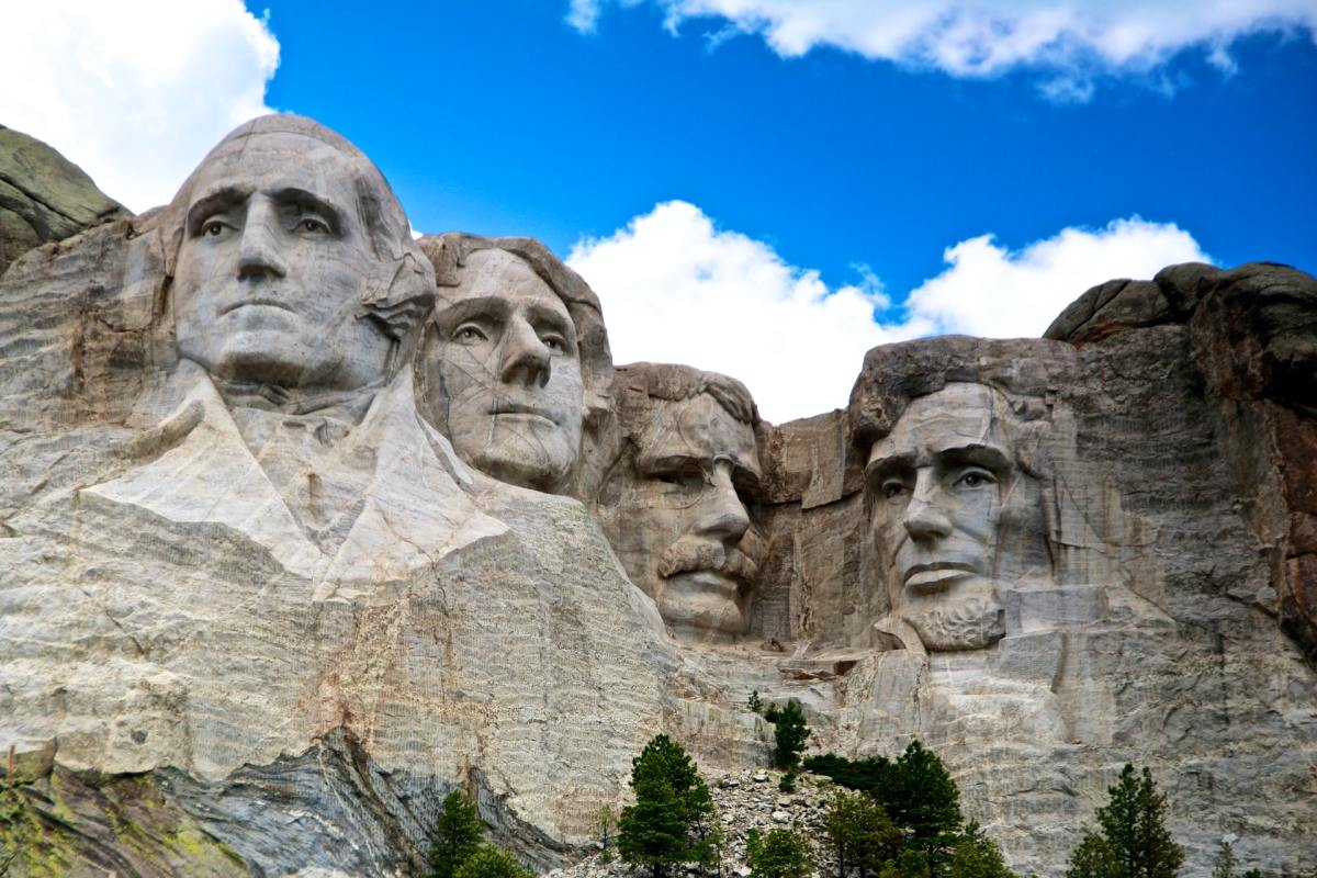Jefferson cheated and still got his face on Mount Rushmore