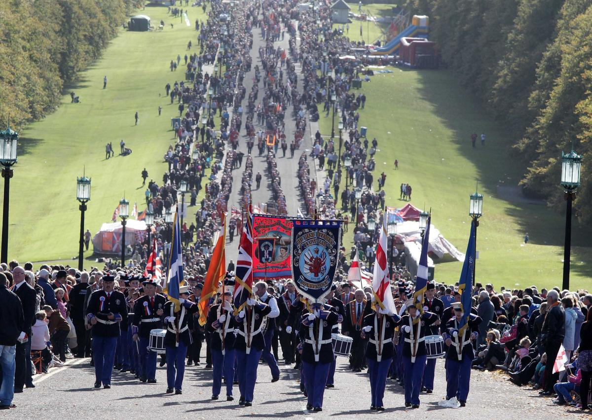 Orange Order's plan to mark Northern Ireland centenary revealed (News Letter)