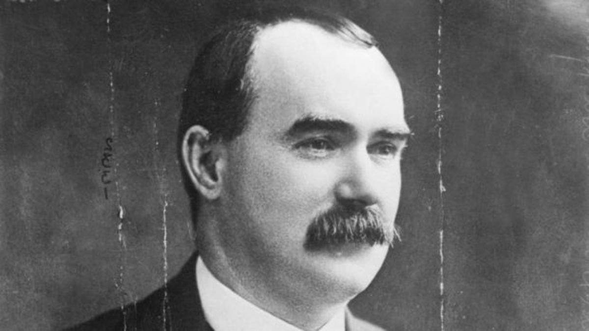 Irish Republican Socialist James Connolly