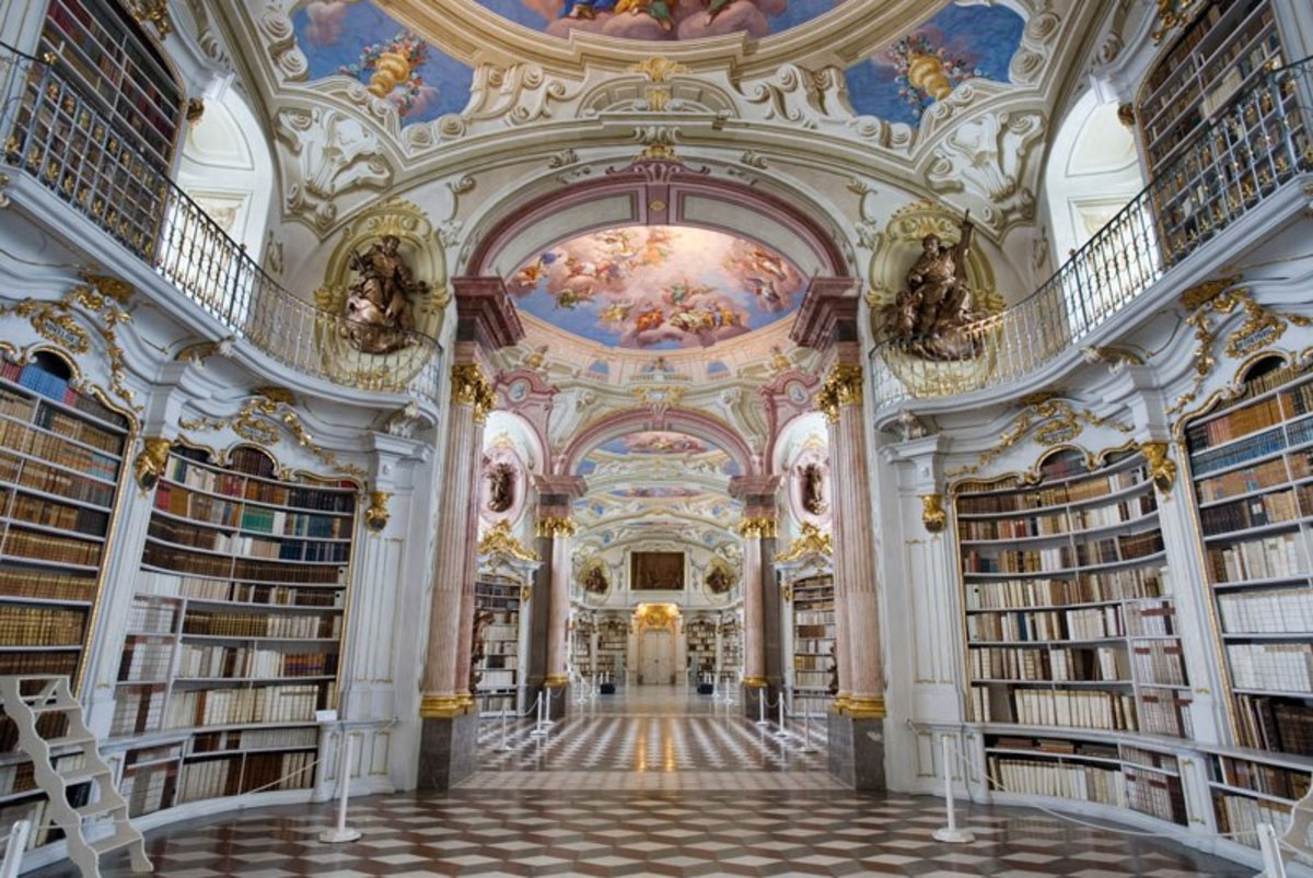 Coolest Libraries From Around The World: A Library Bucket List
