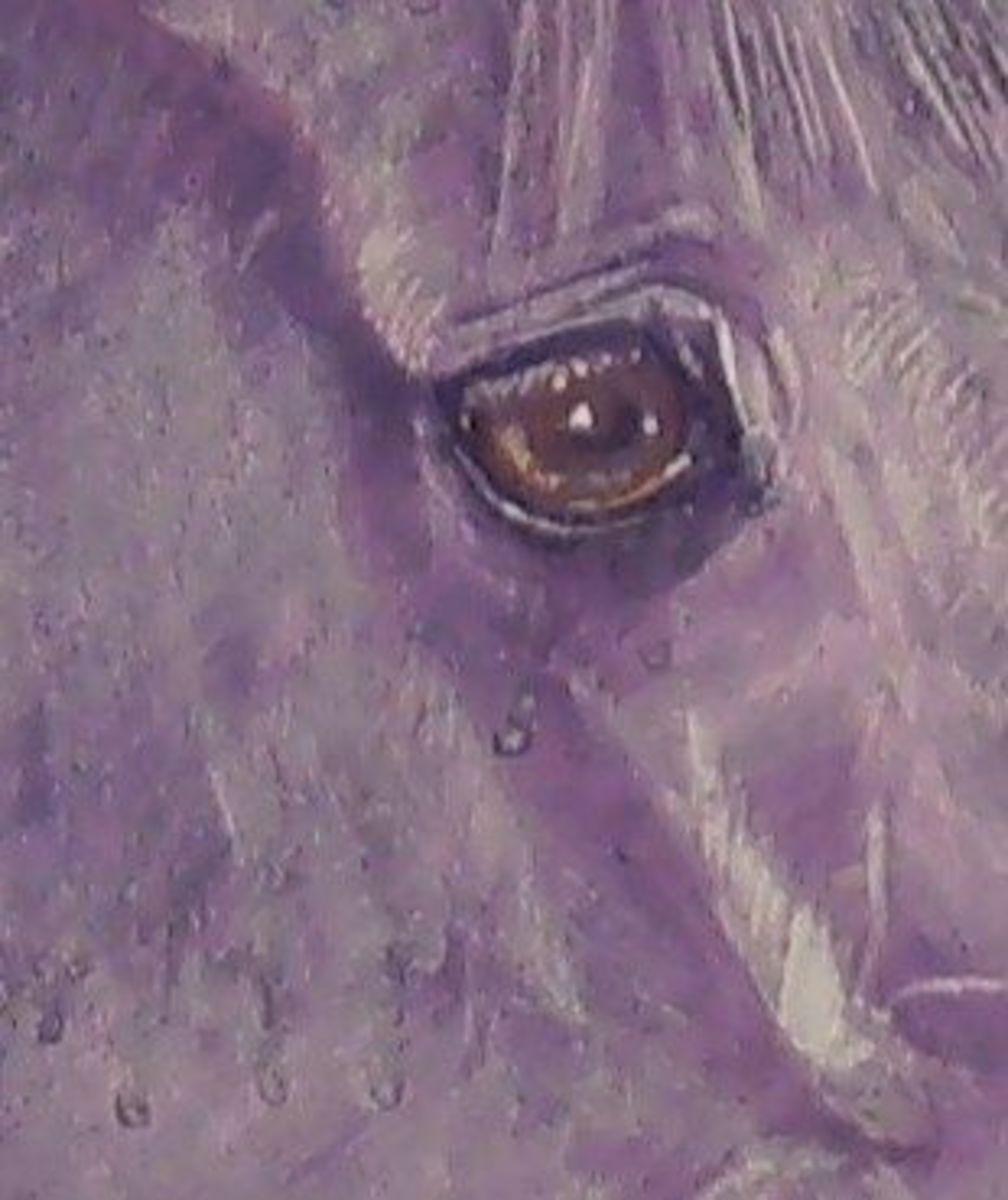 the tears