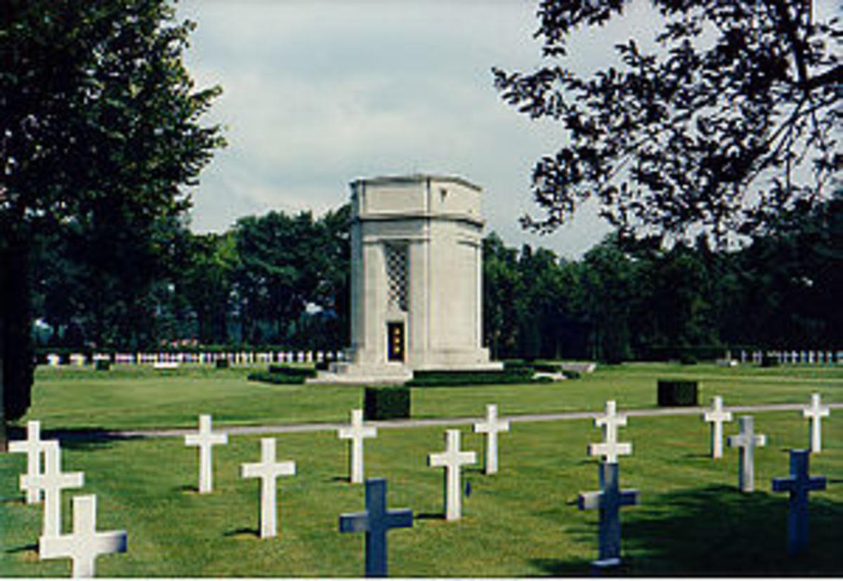 Flanders Field American Cemetery and Memorial