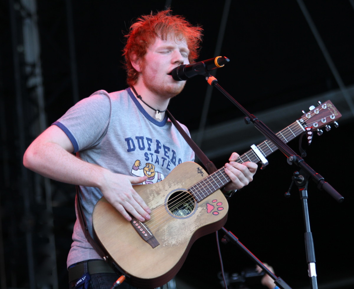Best Ed Sheeran Songs