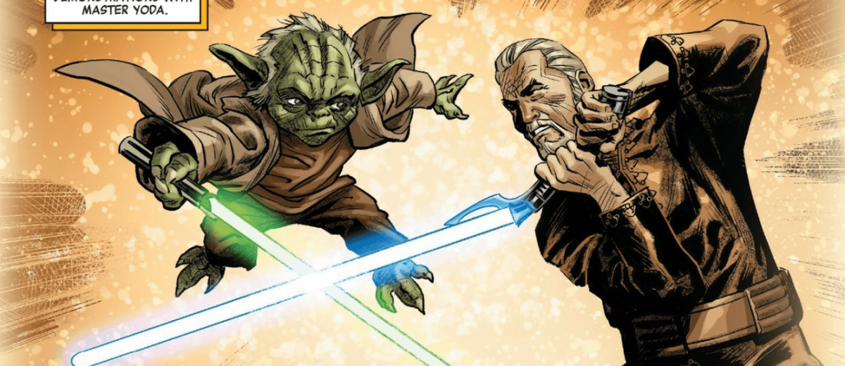 Jedi Master Dooku