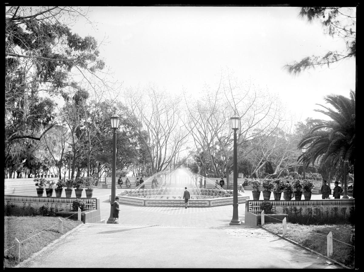The Ariel Circle, Parque Rodó (Montevideo, Uruguay), 1933