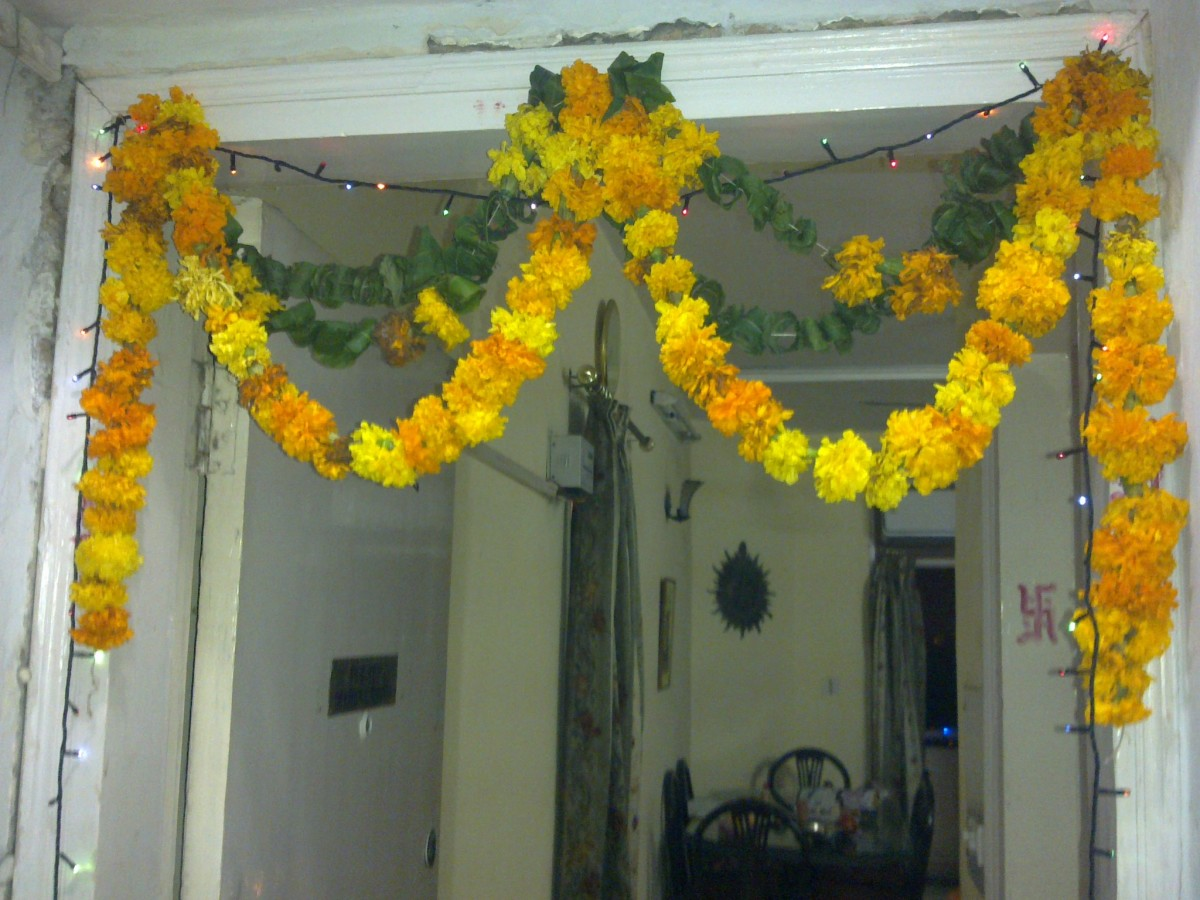 Diwali Decorations!