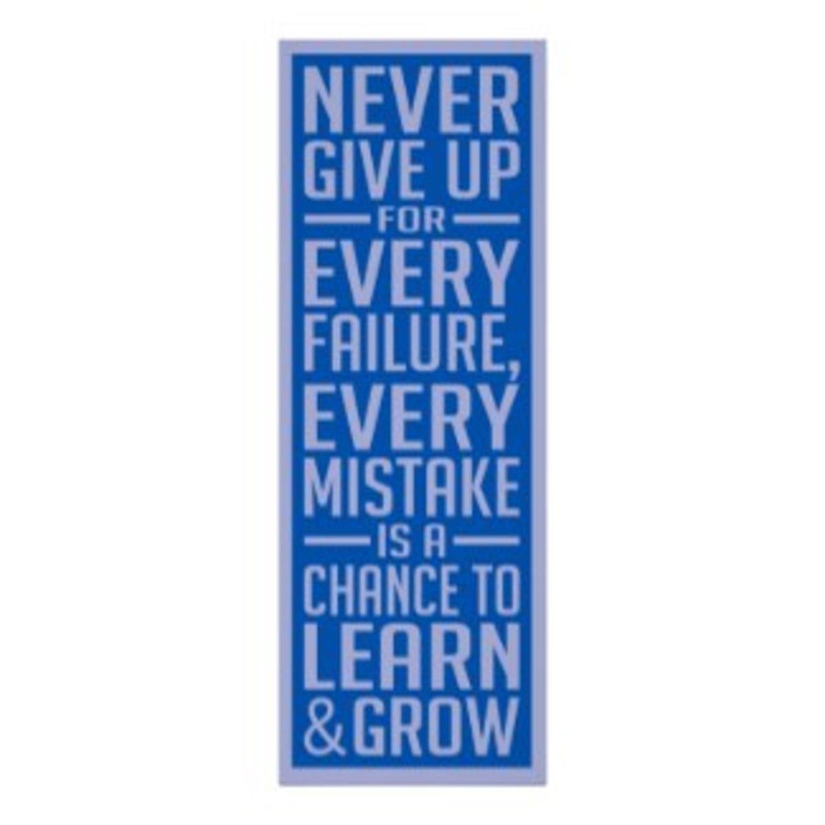Motivational poster on Zazzle