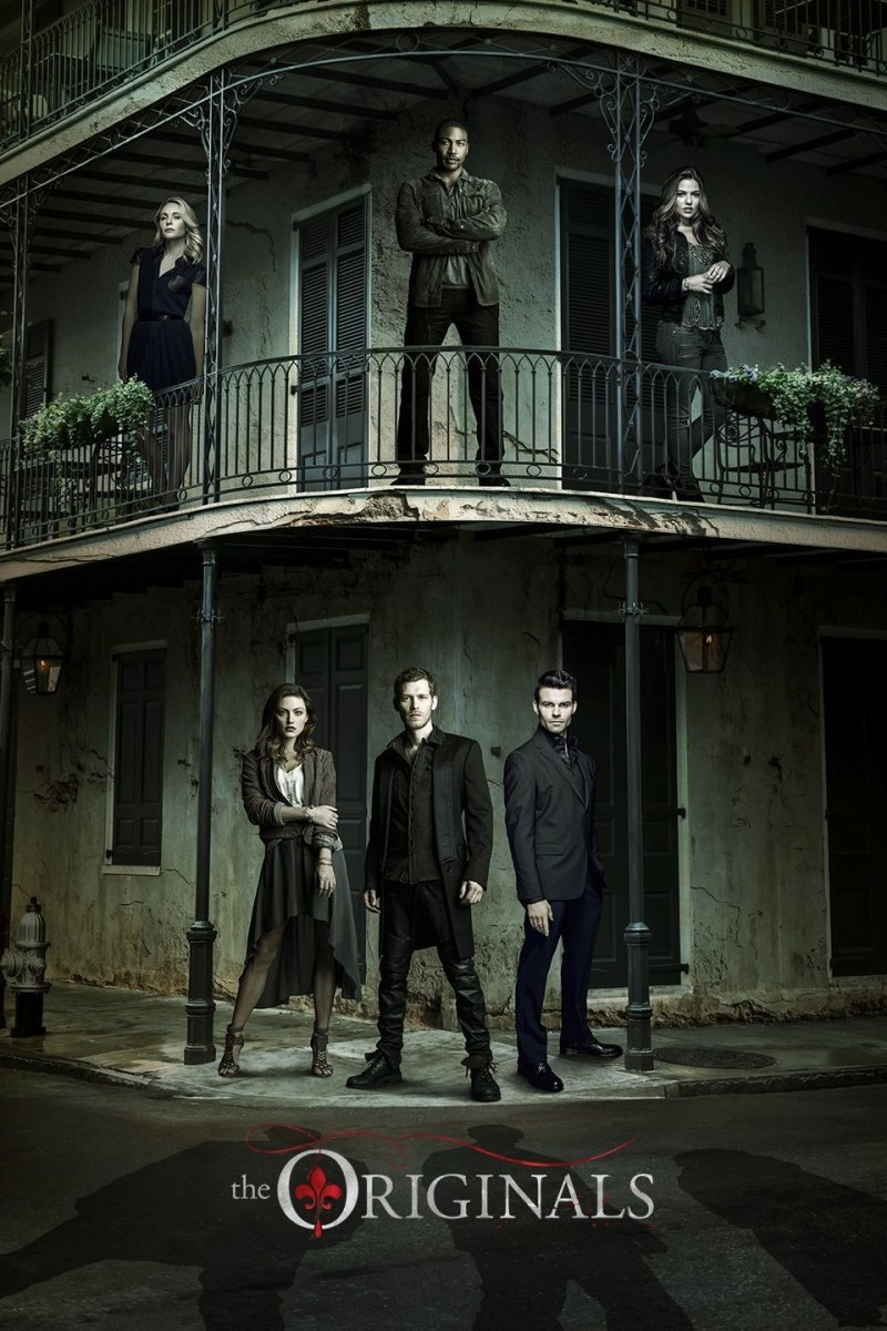 7 Amazing Tv Shows Like 'The Originals' That'll Instantly Hook You