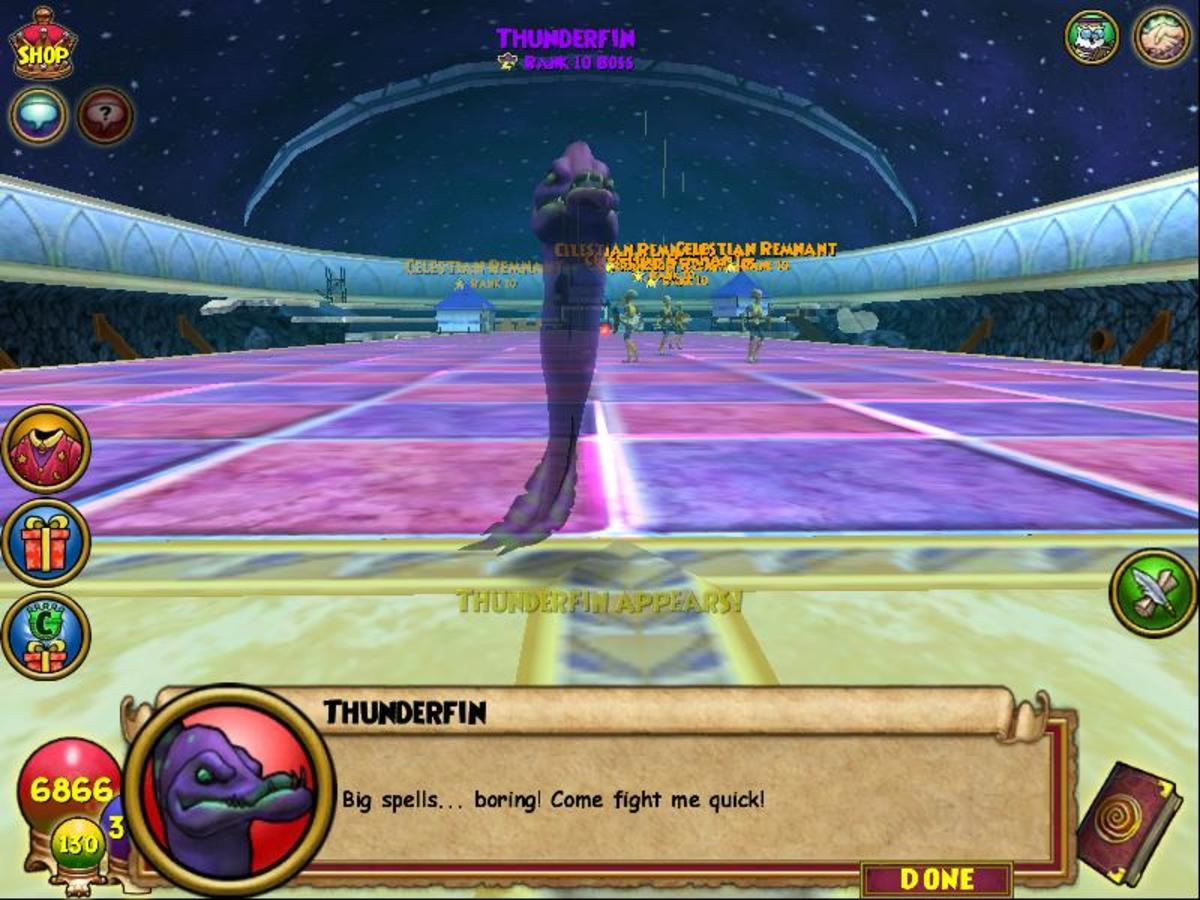 Thunderfin
