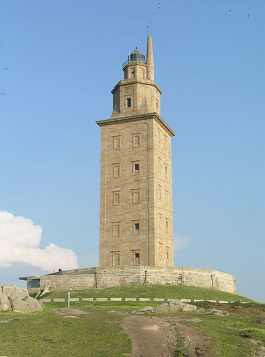 Tower of Hercules, Breogan's Tower