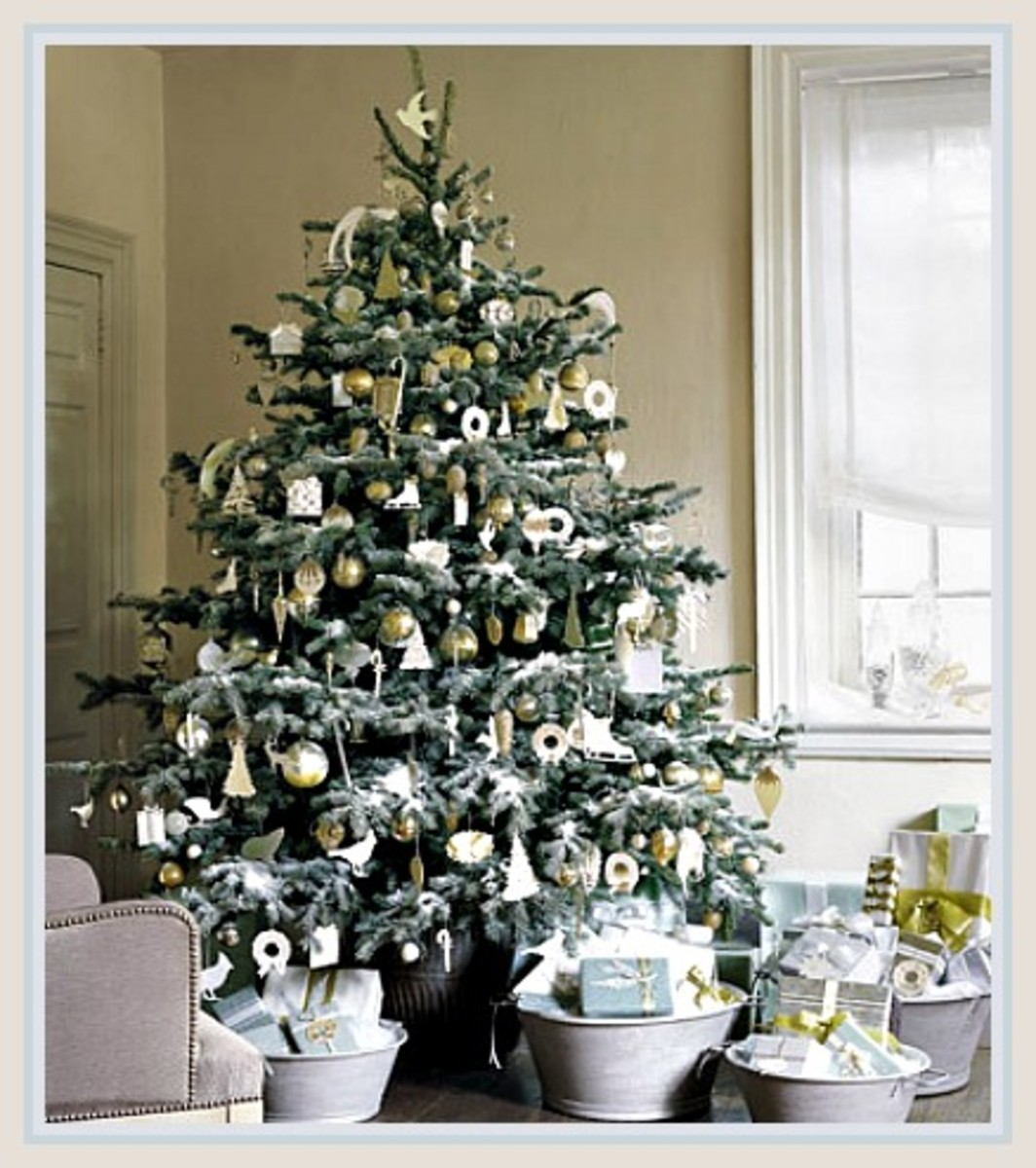White Christmas Morn