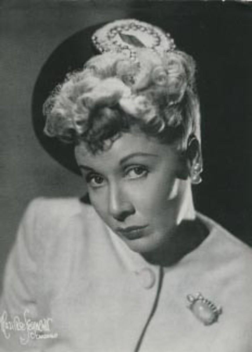 Vivian Vance (Ethel)