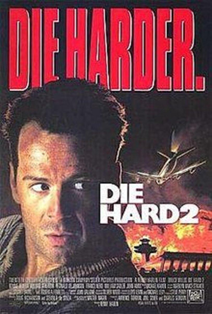 Die Hard 2 movie poster