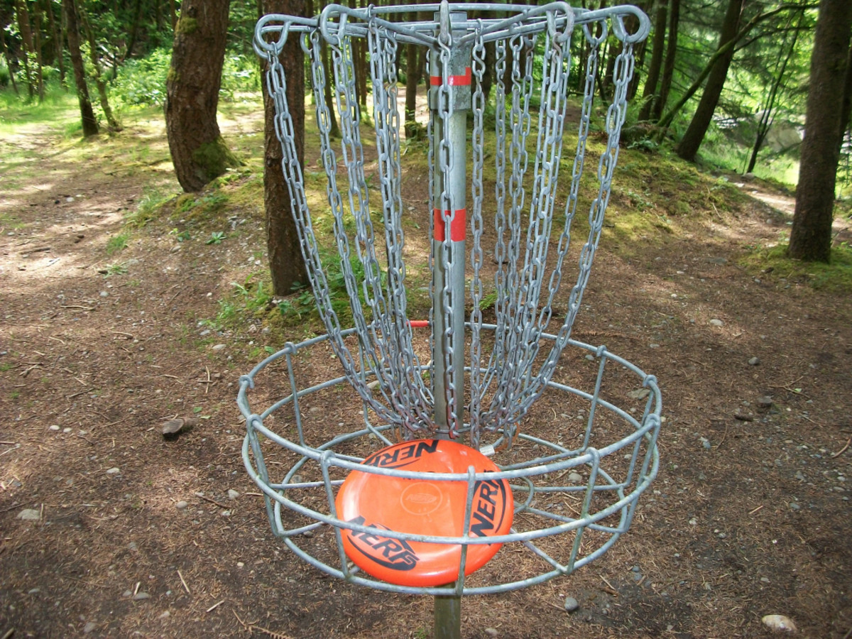 Playing Disc Golf a Game for Beginners