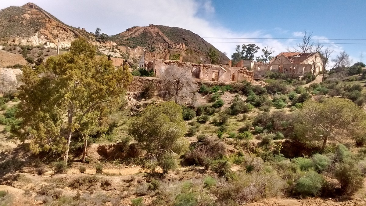 The Mines of Mazarron